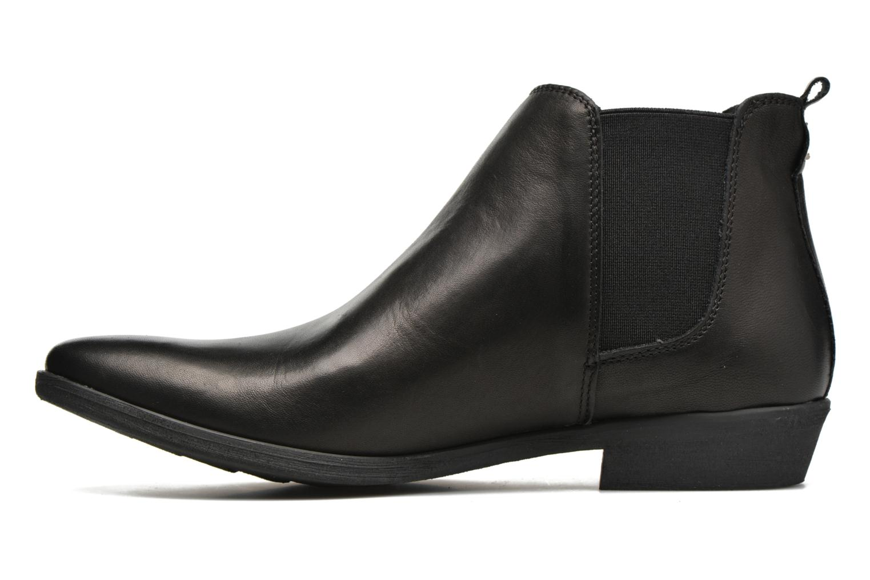 Bottines et boots Khrio Caliona Noir vue face