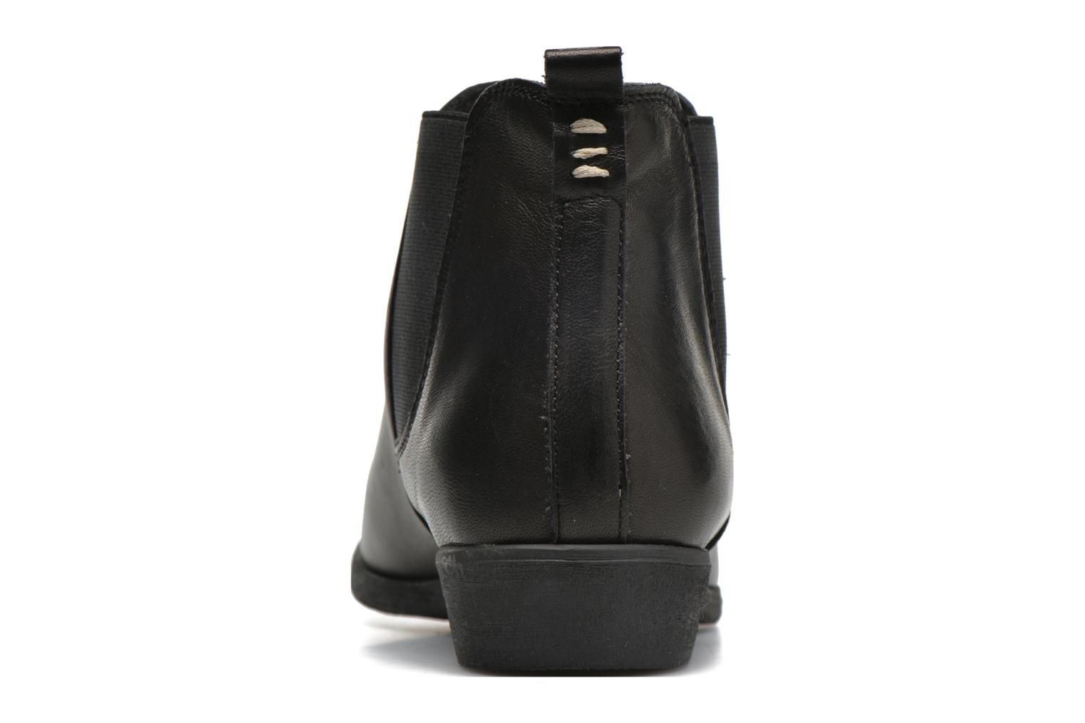 Ankle boots Khrio Caliona Black view from the right