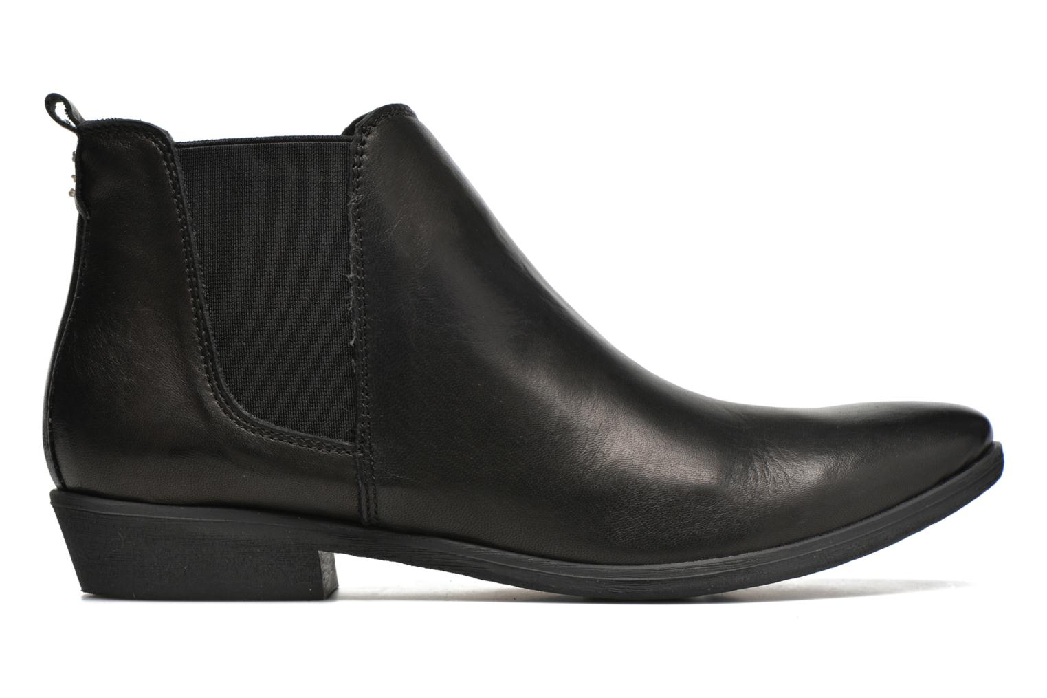 Ankle boots Khrio Caliona Black back view