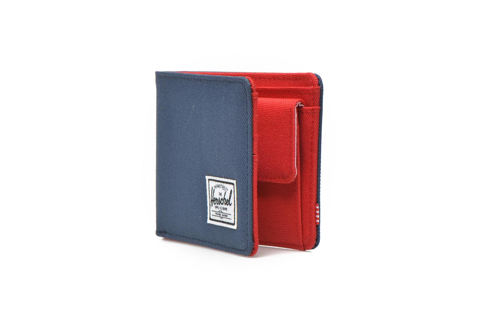 Wallets & cases Herschel ROY COIN Portefeuille Blue model view