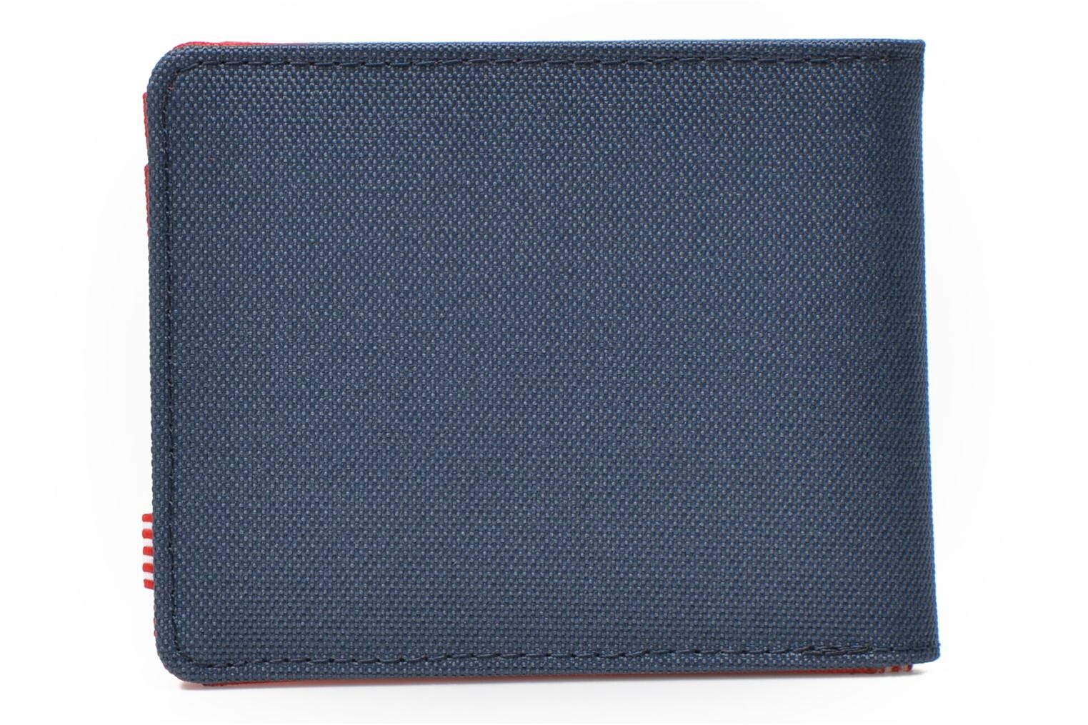 Wallets & cases Herschel ROY COIN Portefeuille Blue front view