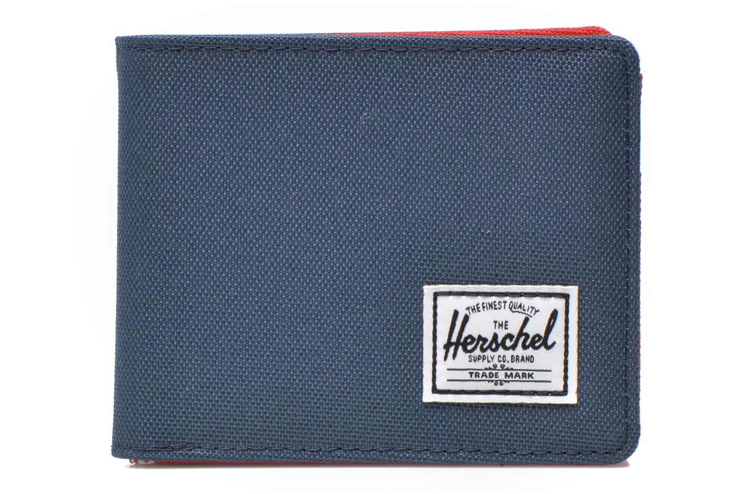 ROY COIN Portefeuille Navy/red