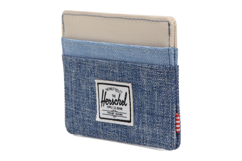 Wallets & cases Herschel CHARLIE Porte-cartes Blue model view