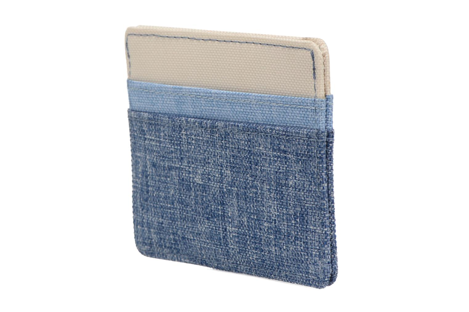 Wallets & cases Herschel CHARLIE Porte-cartes Blue view from the right