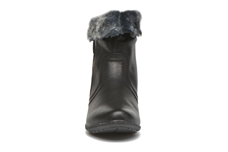 Boots en enkellaarsjes Hush Puppies INGRID Zwart model