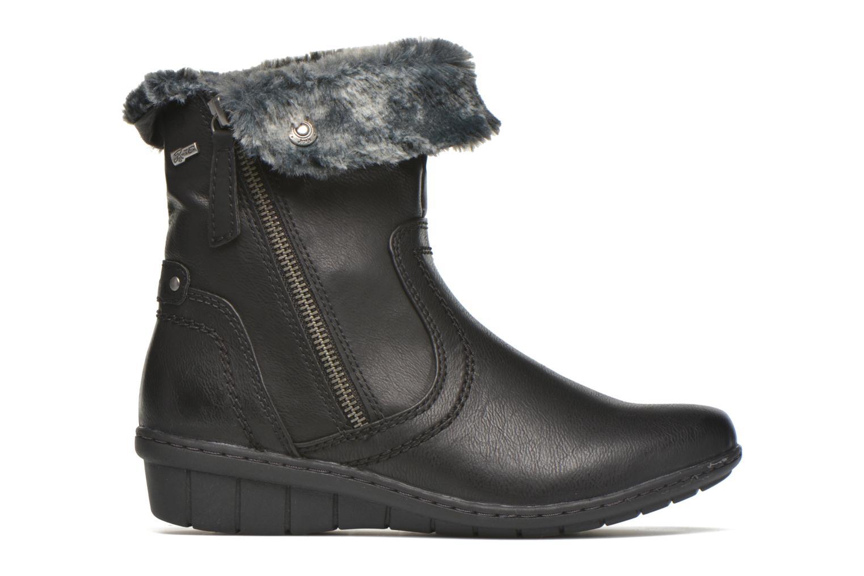 Boots en enkellaarsjes Hush Puppies INGRID Zwart achterkant