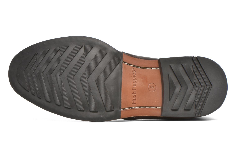 Chaussures à lacets Hush Puppies Kieran Charge Marron vue haut