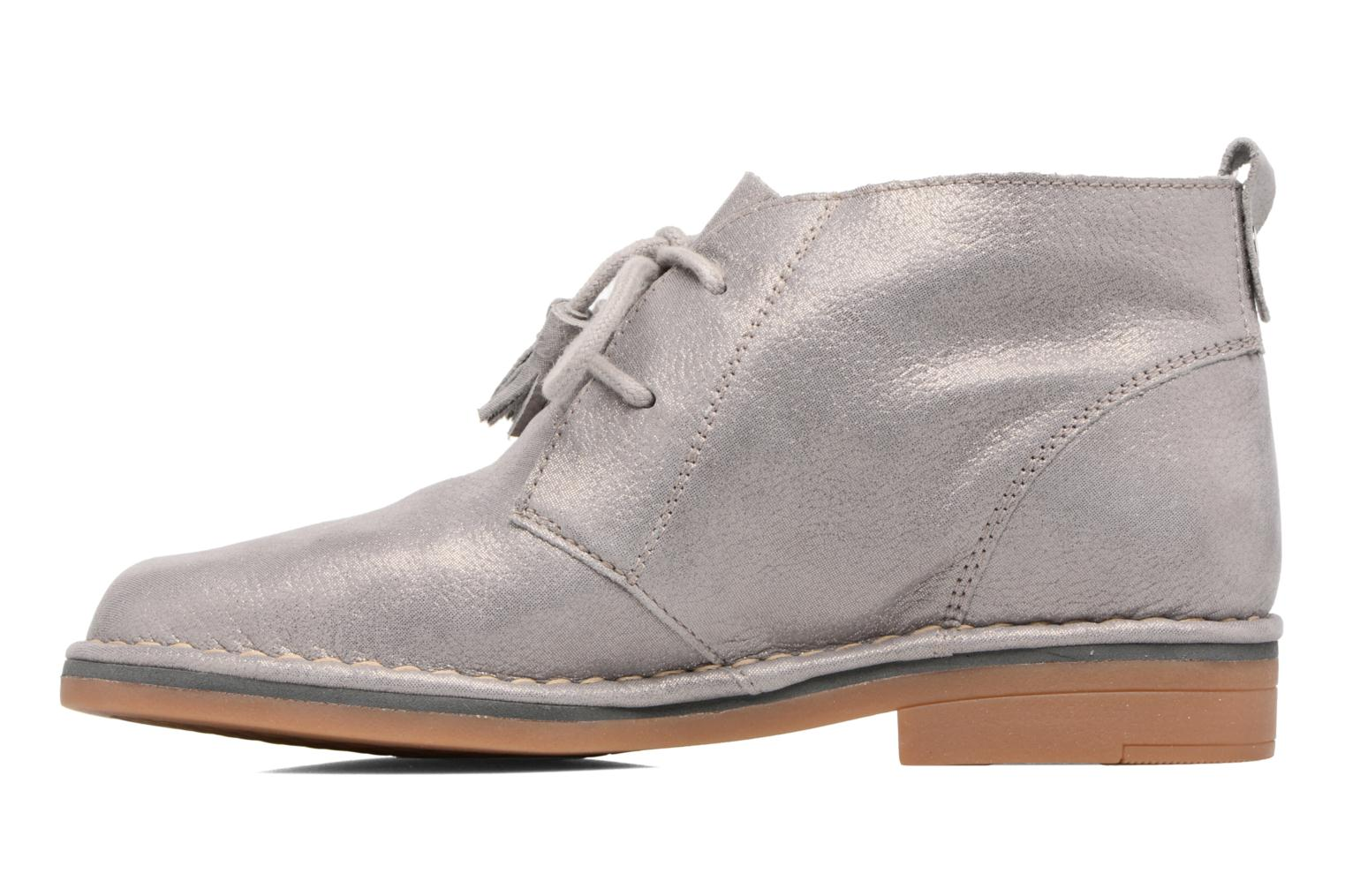 Bottines et boots Hush Puppies Cyra Catelyn Gris vue face