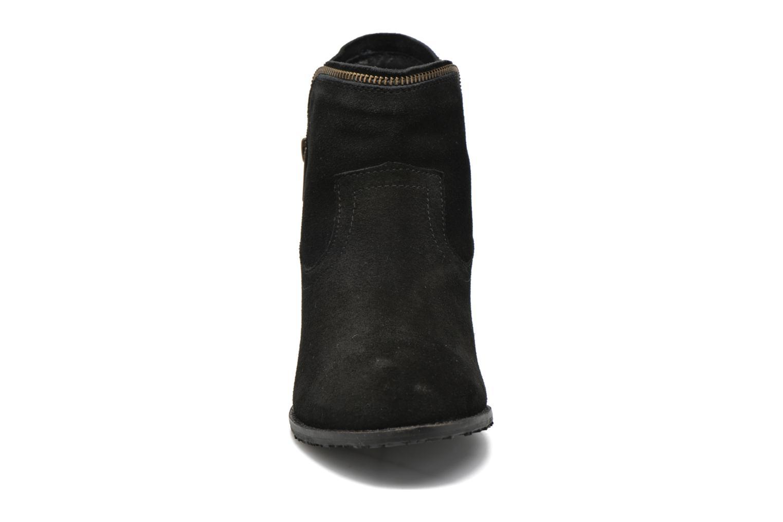 Bottines et boots Hush Puppies KENT Noir vue portées chaussures
