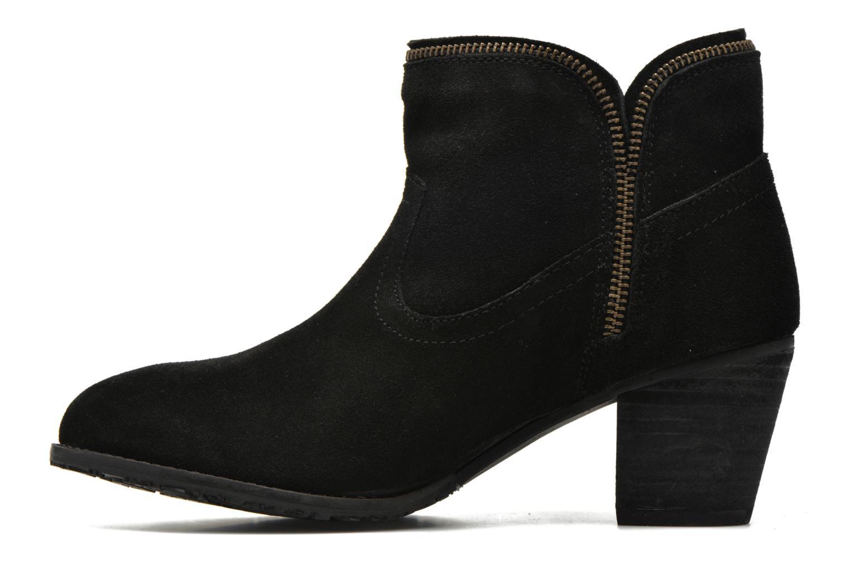Bottines et boots Hush Puppies KENT Noir vue face