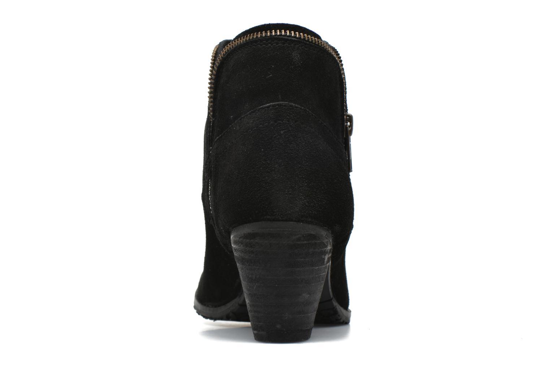Bottines et boots Hush Puppies KENT Noir vue droite