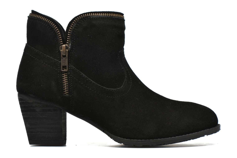 Bottines et boots Hush Puppies KENT Noir vue derrière