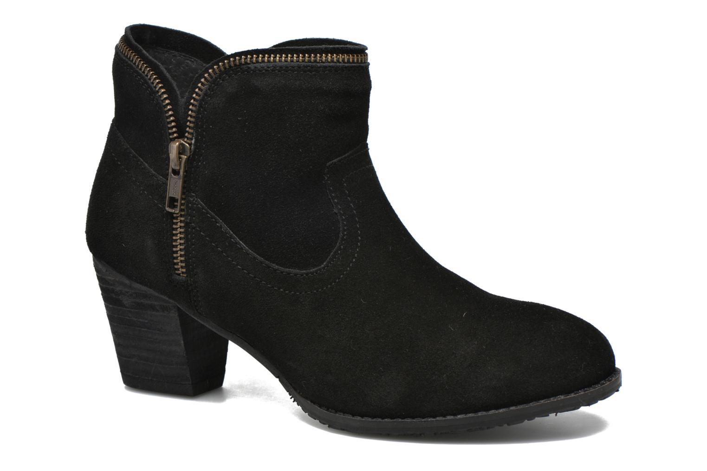 Bottines et boots Hush Puppies KENT Noir vue détail/paire
