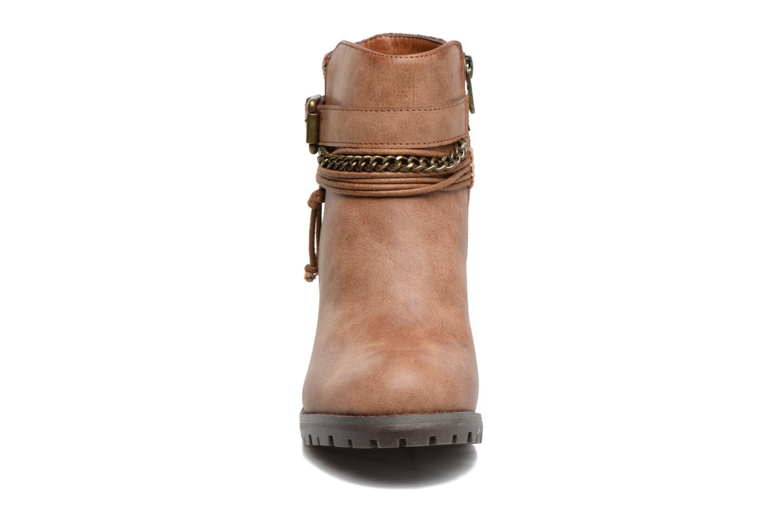 Stiefeletten & Boots Refresh Pauline 63132 braun schuhe getragen