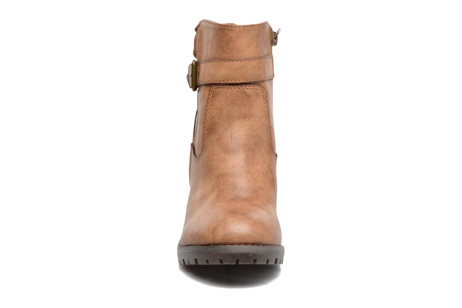 Ankle boots Refresh Margaux 63113 Brown model view