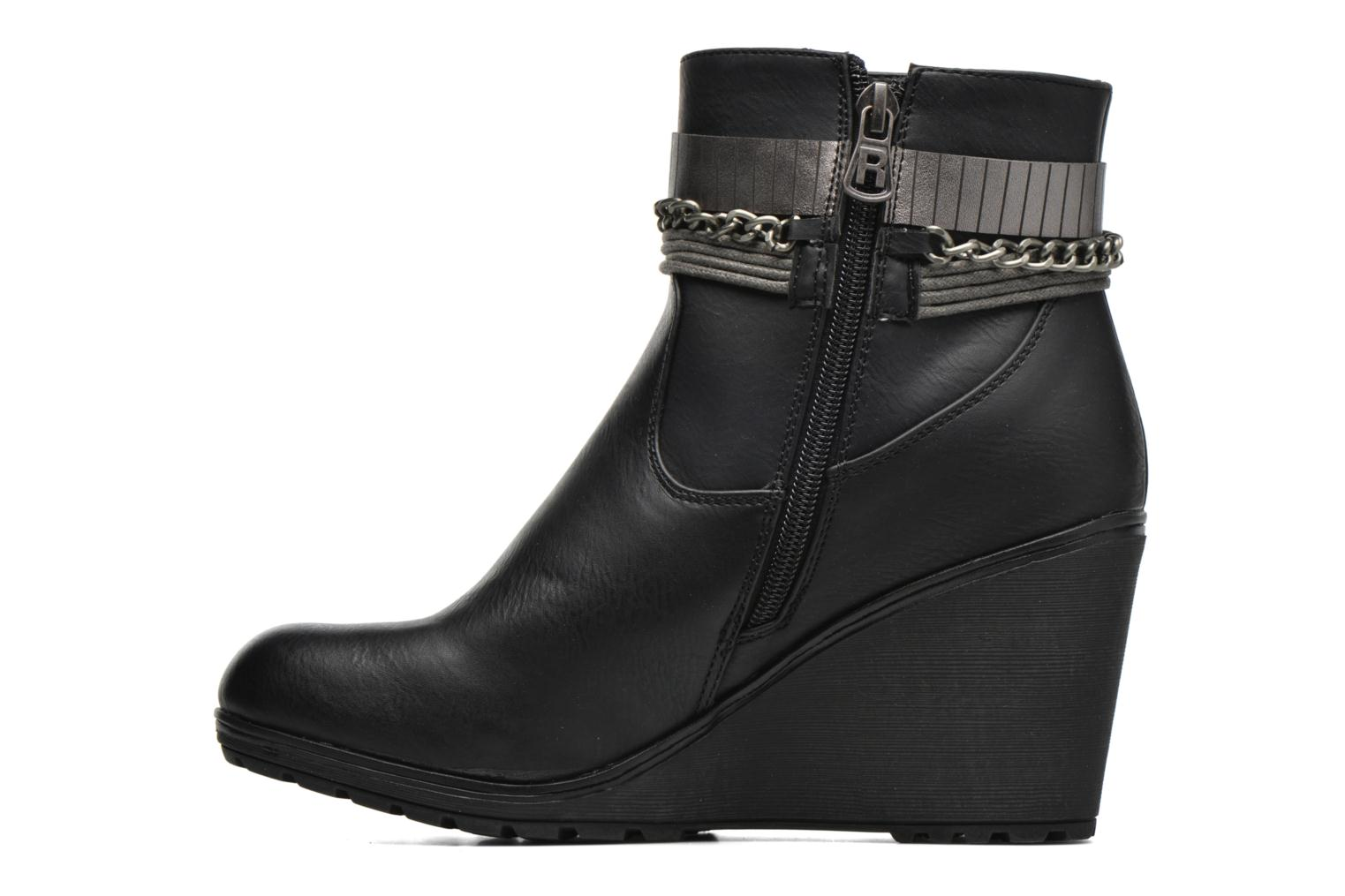 Bottines et boots Refresh Fiona 62170 Noir vue face