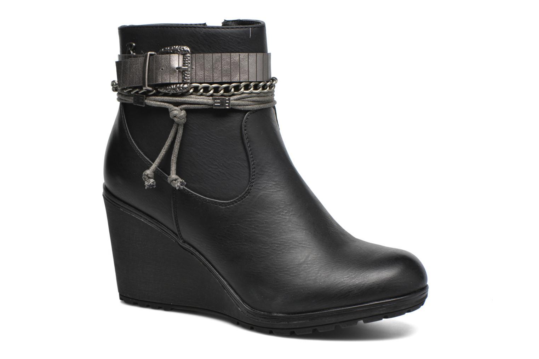 Grandes descuentos últimos zapatos Refresh Fiona 62170 (Negro) - Botines  Descuento