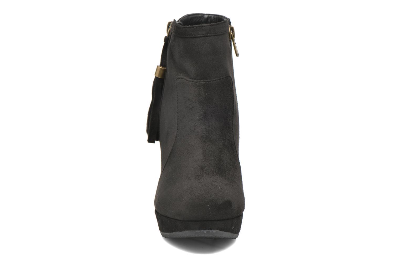 Ankelstøvler Refresh Flo 62295 Sort se skoene på