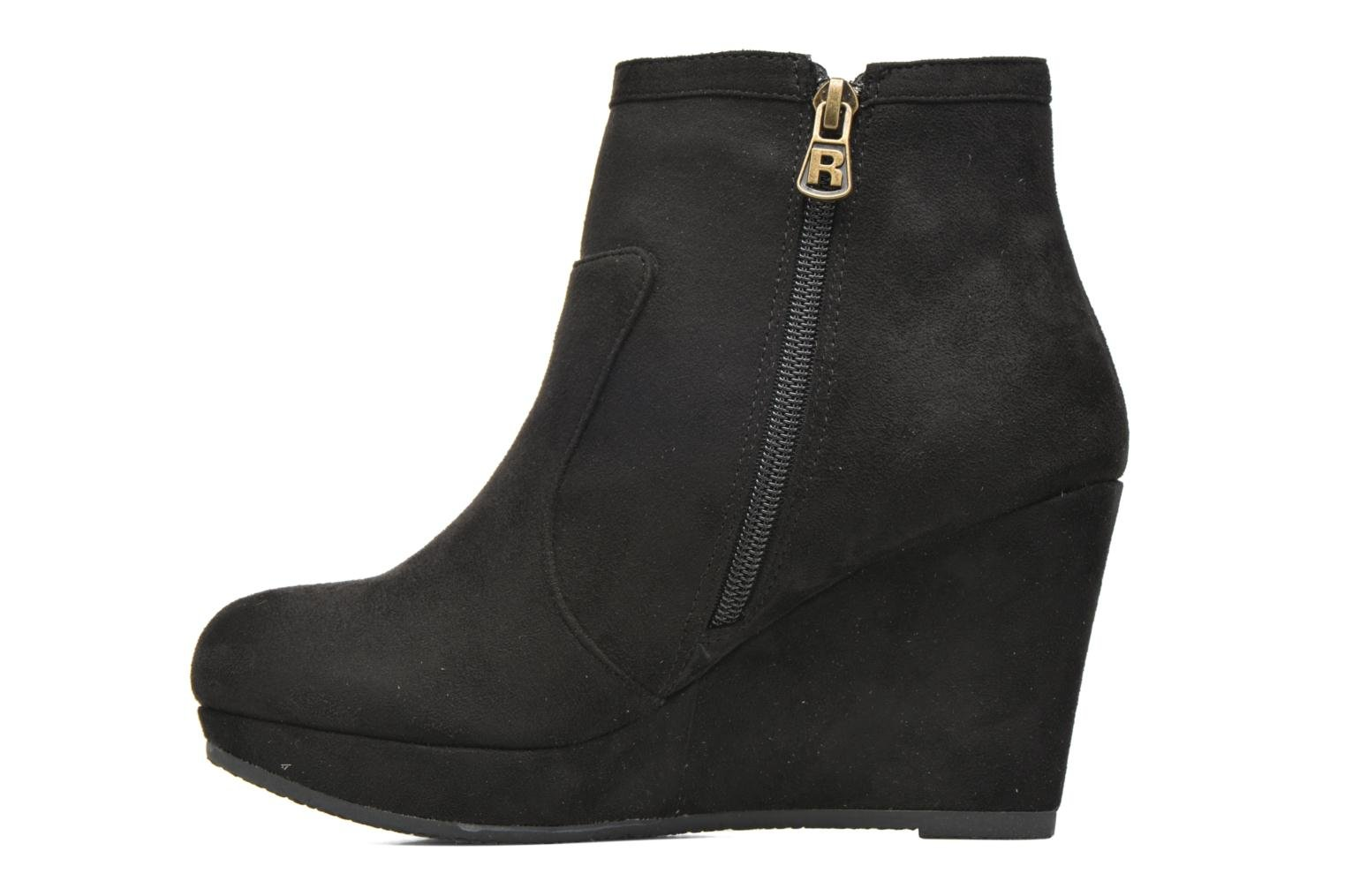 Ankle boots Refresh Flo 62295 Black front view