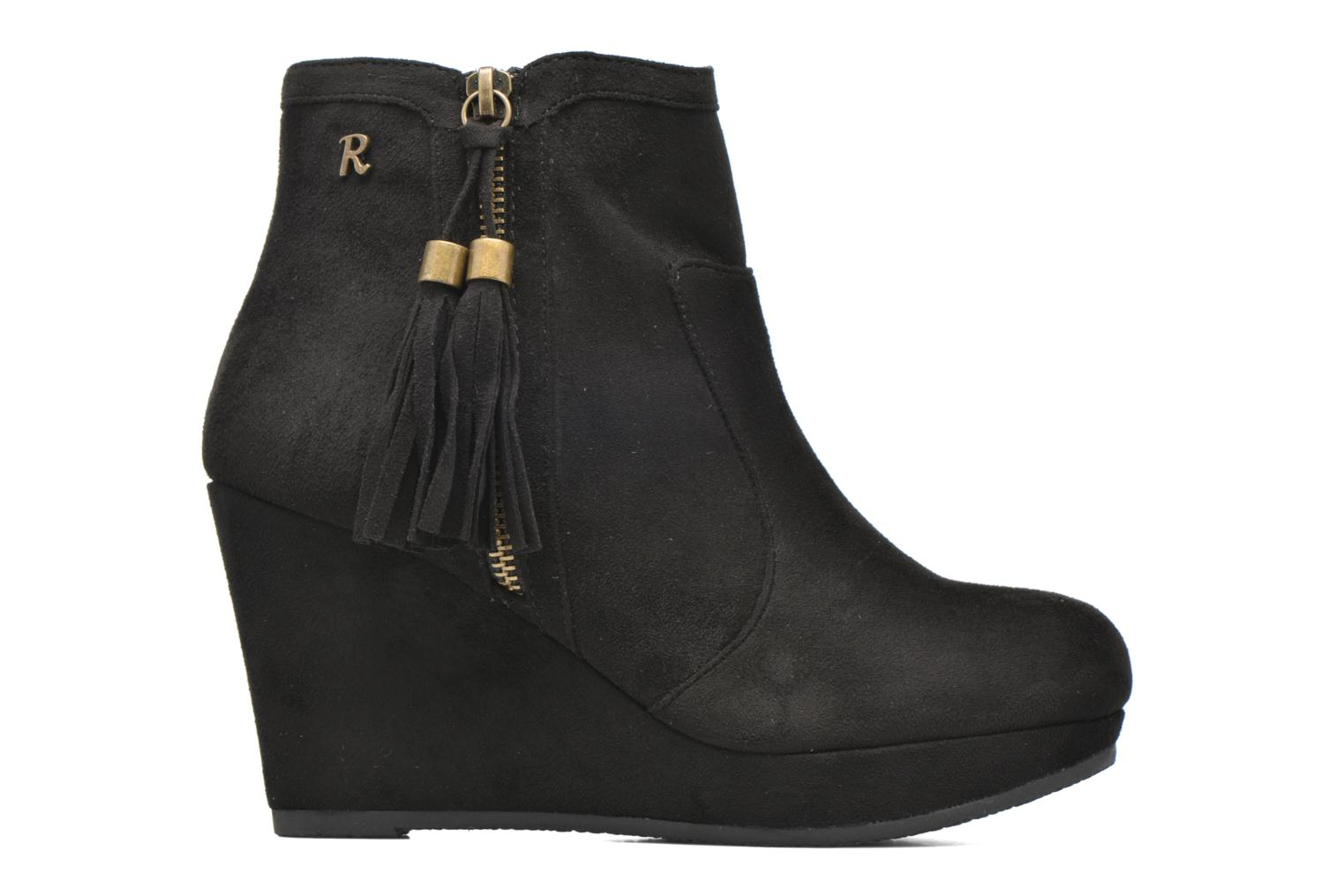 Ankle boots Refresh Flo 62295 Black back view