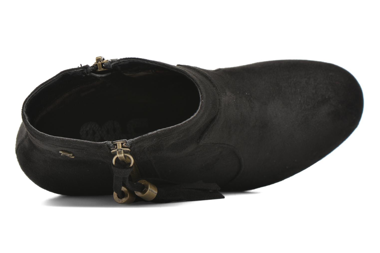 Bottines et boots Refresh Flo 62295 Noir vue gauche
