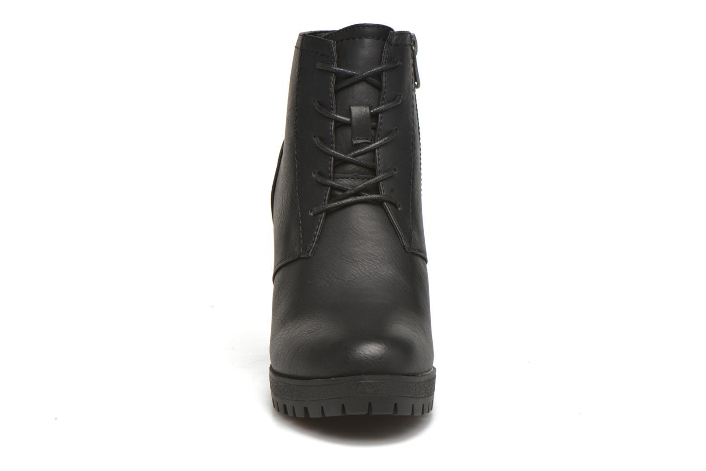 Bottines et boots Refresh Charlotte 62176 Noir vue portées chaussures