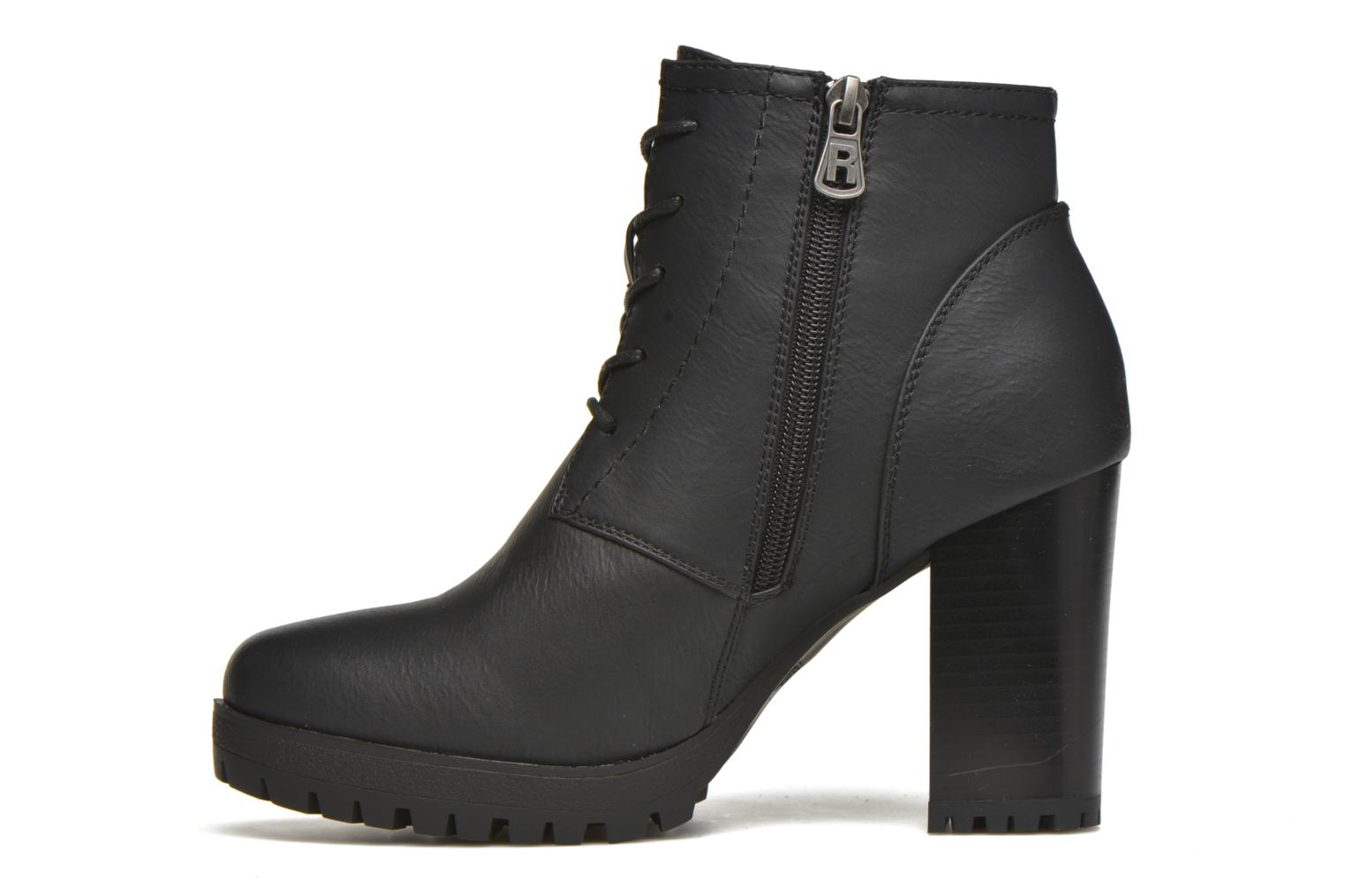 Ankle boots Refresh Charlotte 62176 Black front view