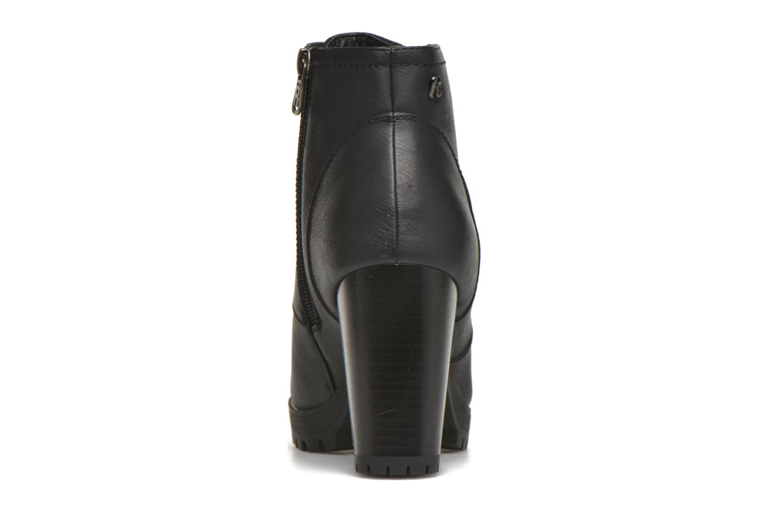 Ankle boots Refresh Charlotte 62176 Black view from the right