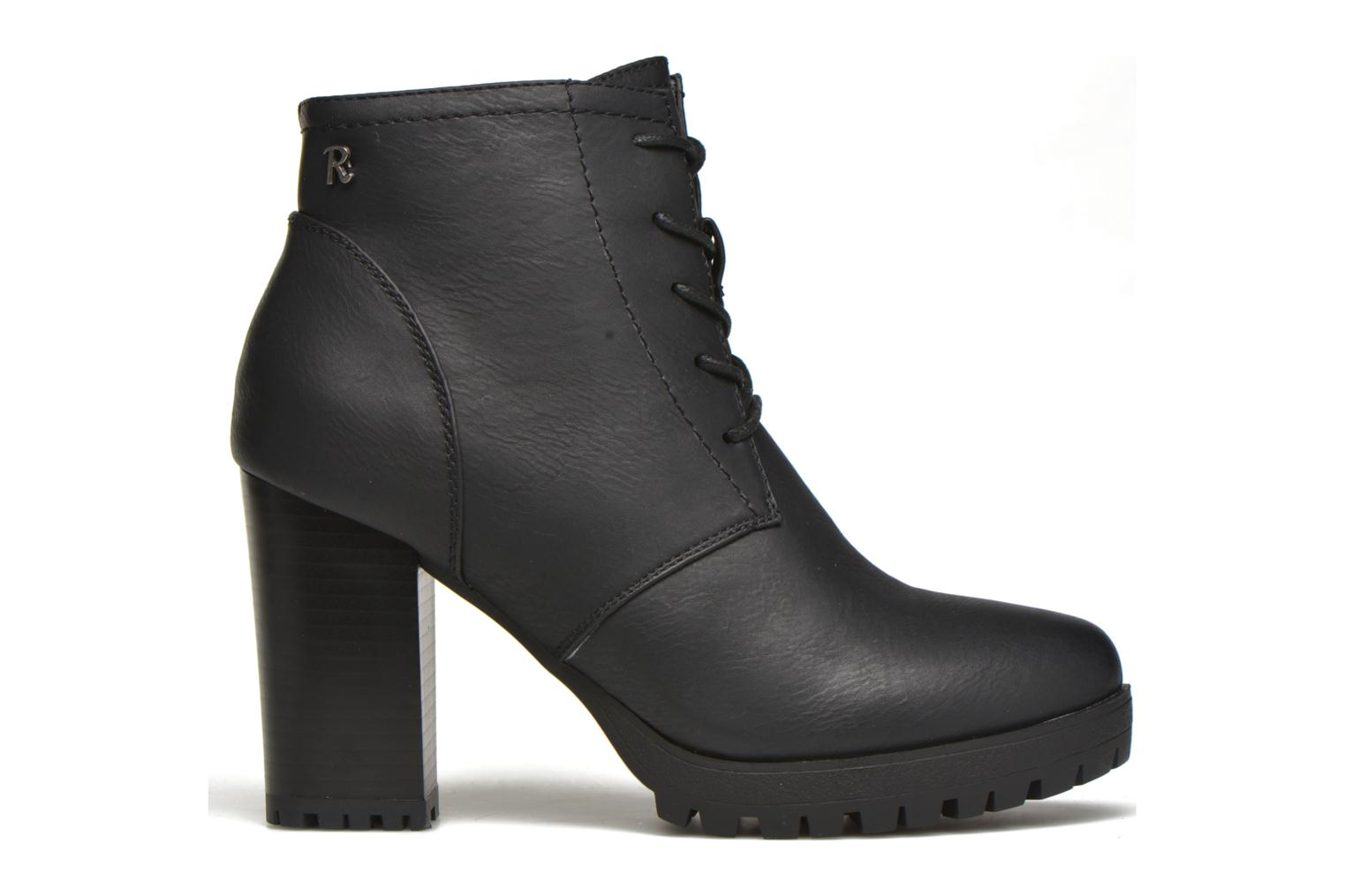 Ankle boots Refresh Charlotte 62176 Black back view