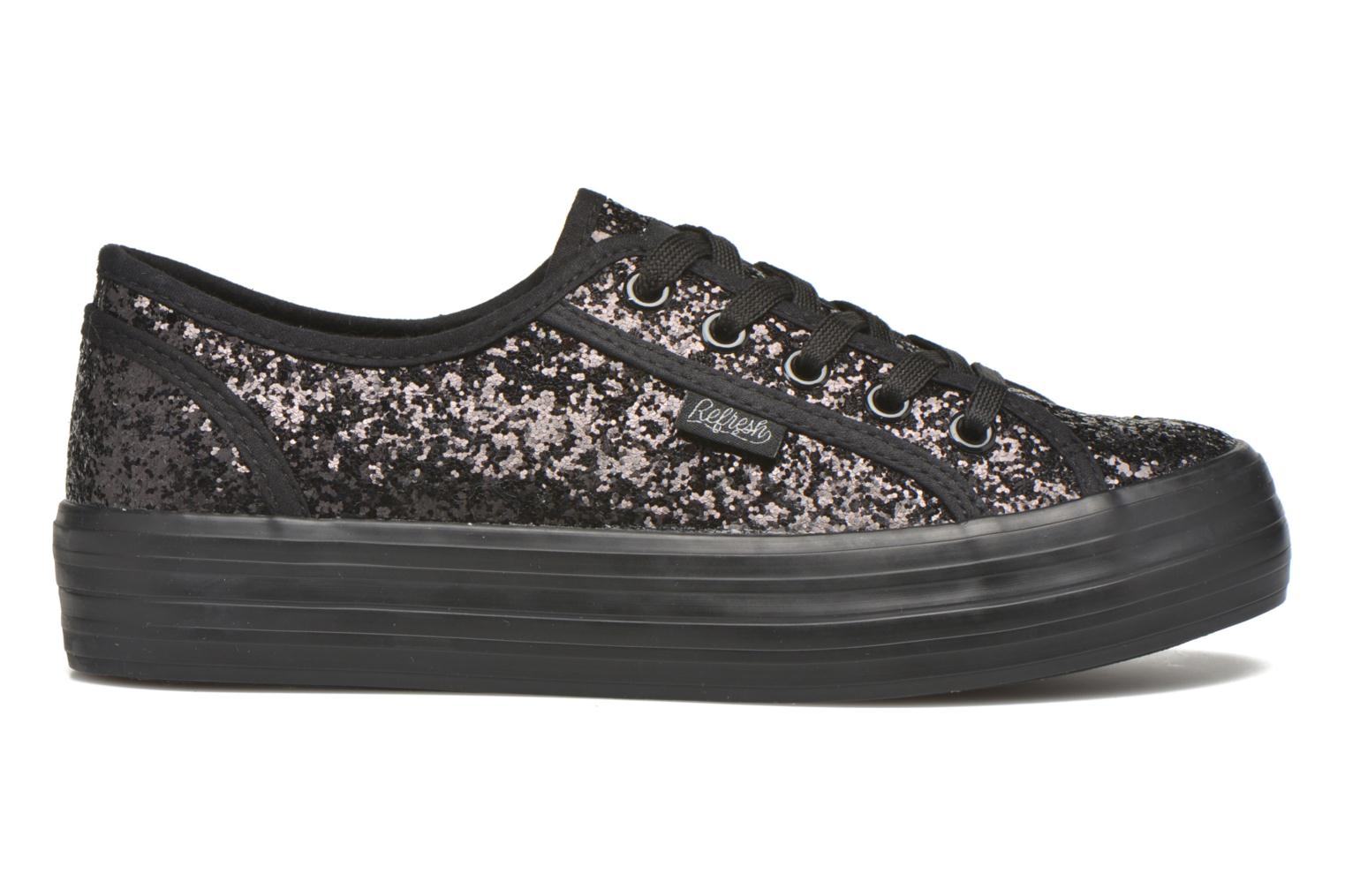 Trainers Refresh Anna 62223 Black back view