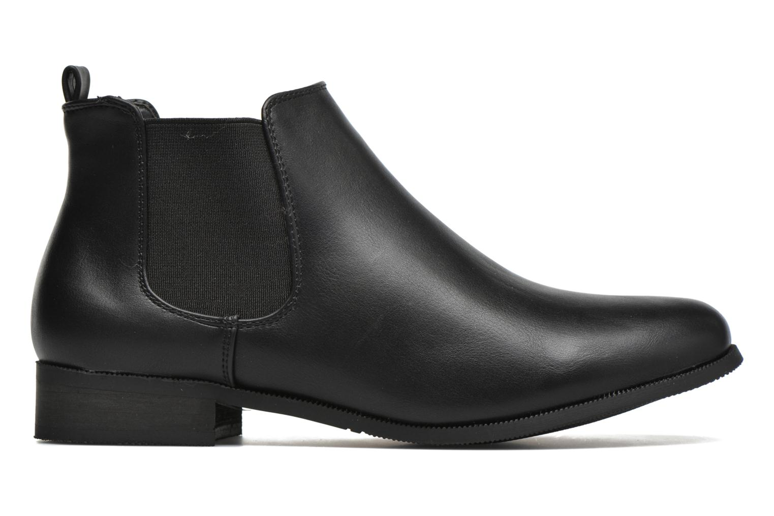 Ankle boots Divine Factory Mailys Black back view