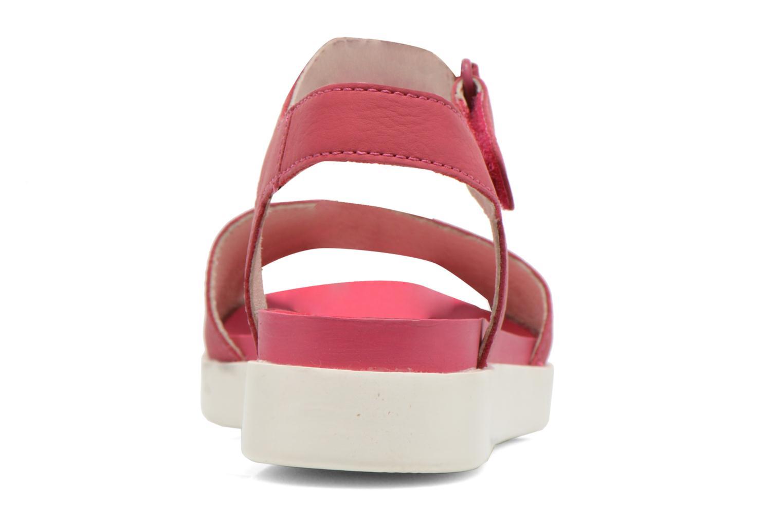 Sandales et nu-pieds Camper Miri 22559 Rose vue droite