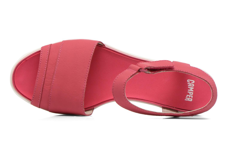 Sandales et nu-pieds Camper Miri 22559 Rose vue gauche