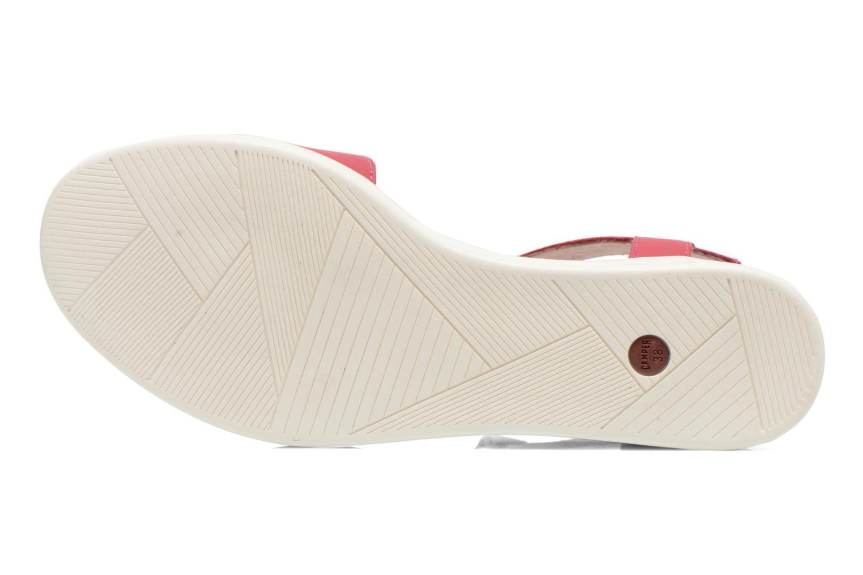 Sandales et nu-pieds Camper Miri 22559 Rose vue haut