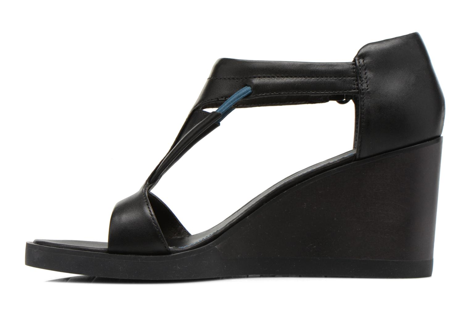 Sandals Camper Limi 22569 Black front view