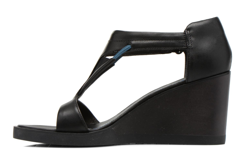 Sandales et nu-pieds Camper Limi 22569 Noir vue face