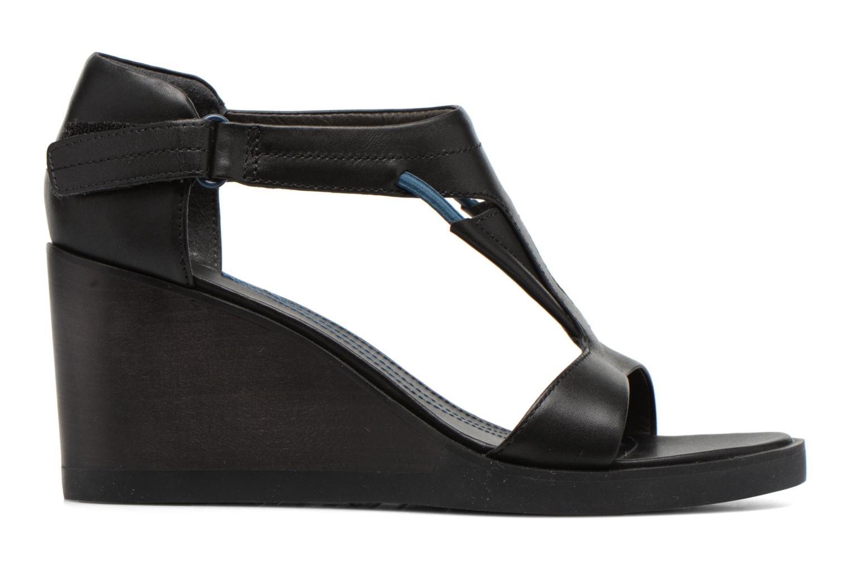 Sandales et nu-pieds Camper Limi 22569 Noir vue derrière