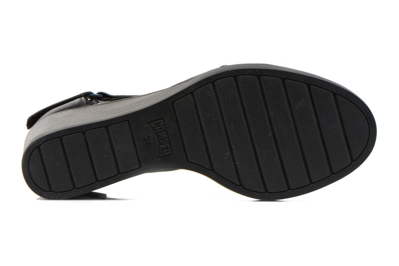 Sandales et nu-pieds Camper Limi 22569 Noir vue haut