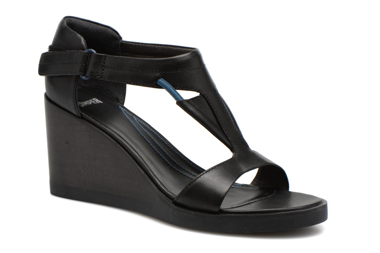 Sandales et nu-pieds Camper Limi 22569 Noir vue détail/paire