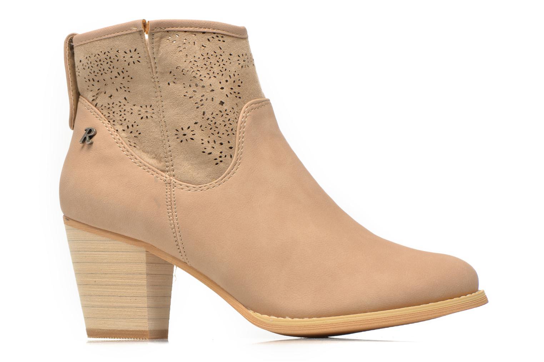 Stiefeletten & Boots Refresh Omalia-61706 weiß ansicht von hinten
