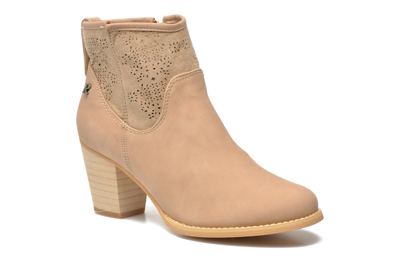 Stiefeletten & Boots Refresh Omalia-61706 weiß detaillierte ansicht/modell