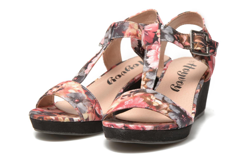 Sandales et nu-pieds Refresh Miralie-61768 Multicolore vue 3/4