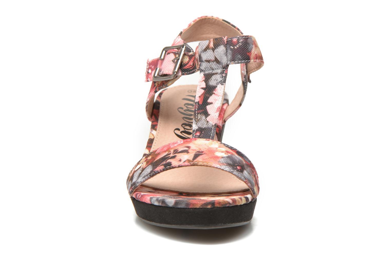 Sandales et nu-pieds Refresh Miralie-61768 Multicolore vue portées chaussures