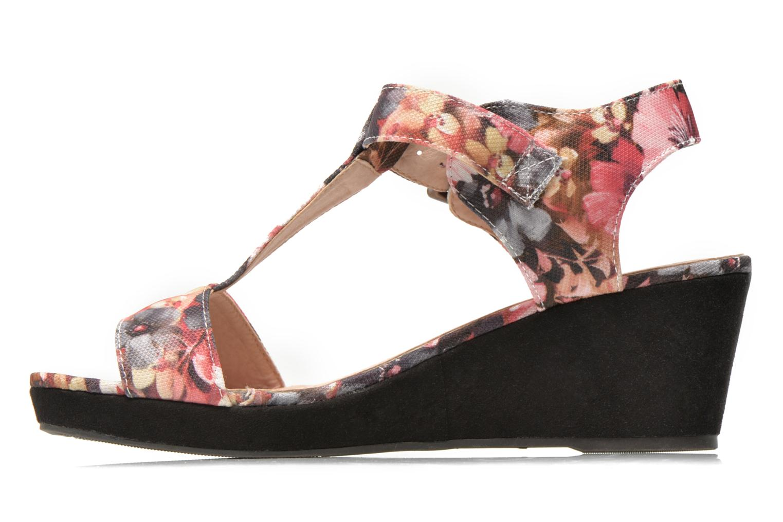 Sandales et nu-pieds Refresh Miralie-61768 Multicolore vue face