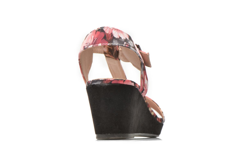 Sandales et nu-pieds Refresh Miralie-61768 Multicolore vue droite
