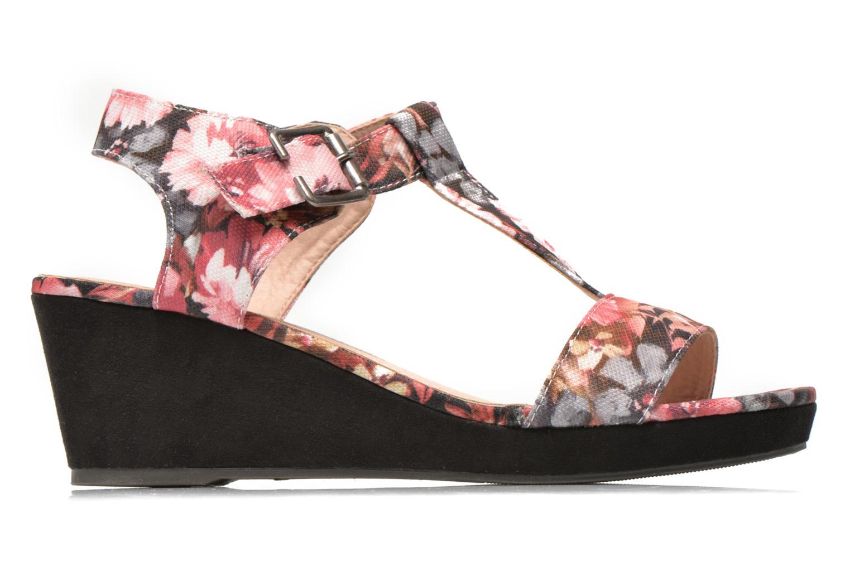 Sandales et nu-pieds Refresh Miralie-61768 Multicolore vue derrière
