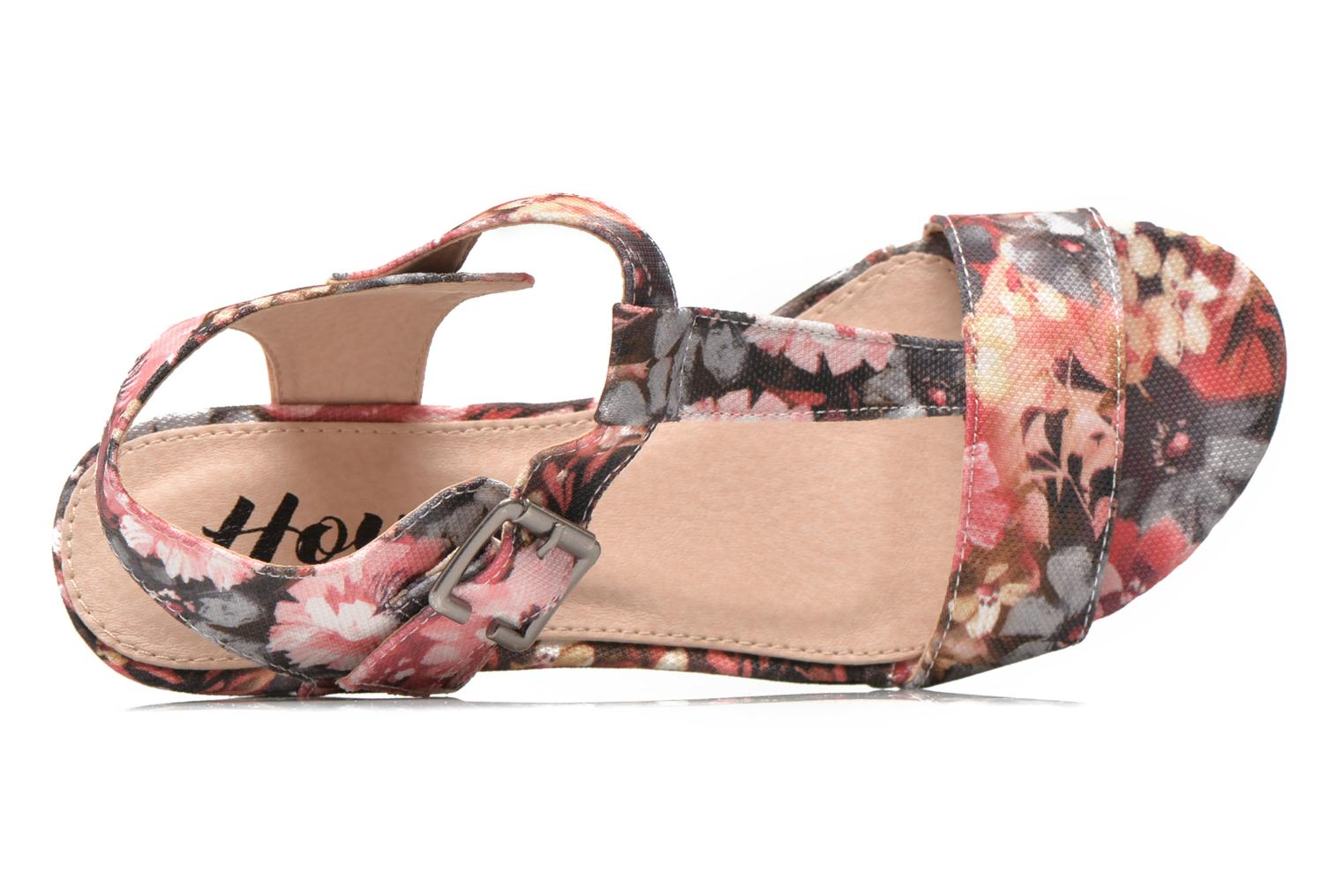 Sandalias Refresh Miralie-61768 Multicolor vista lateral izquierda