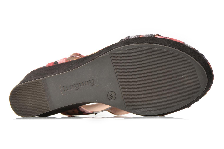 Sandales et nu-pieds Refresh Miralie-61768 Multicolore vue haut