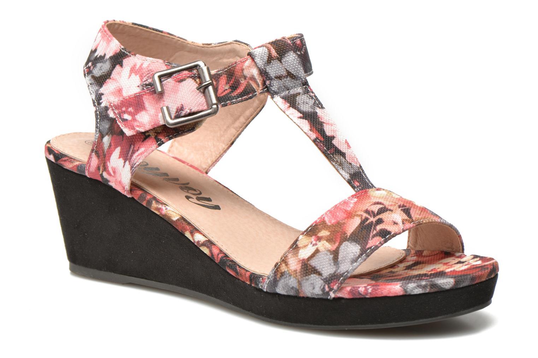 Sandales et nu-pieds Refresh Miralie-61768 Multicolore vue détail/paire