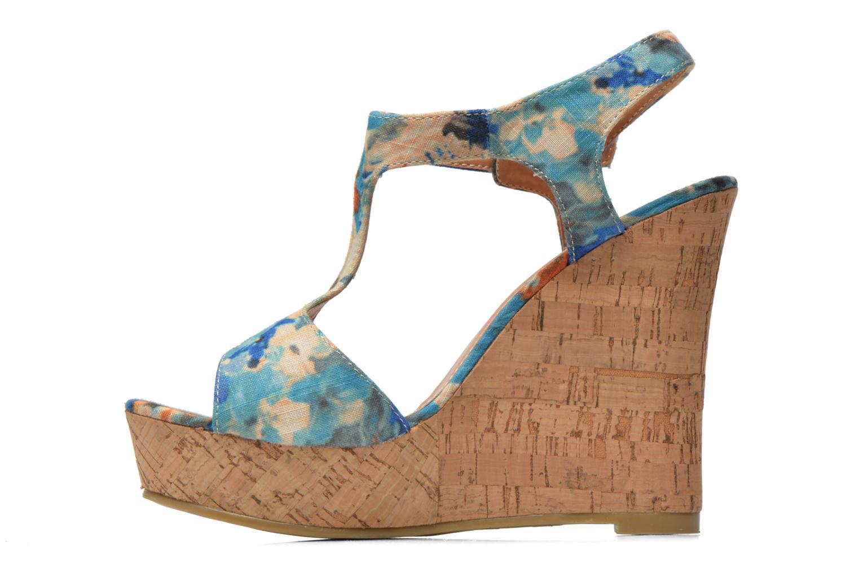Sandales et nu-pieds Refresh Yalta-61830 Multicolore vue face